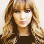 Gorgeous bangs and waves