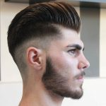pompadour-with-low-skin-fade