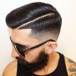sleek-comb-over-with-hard-part