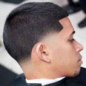 brush cut caesar