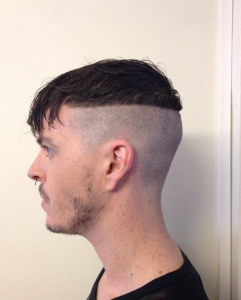 disconnected caesar undercut