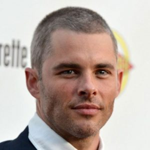 buzz cut james marsden