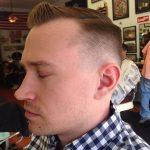 high and tight comb over