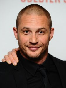 tom hardy buzz cut