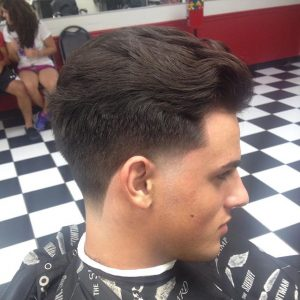 tapered blowout