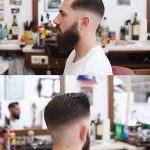 hipster cut pomade hairstyle