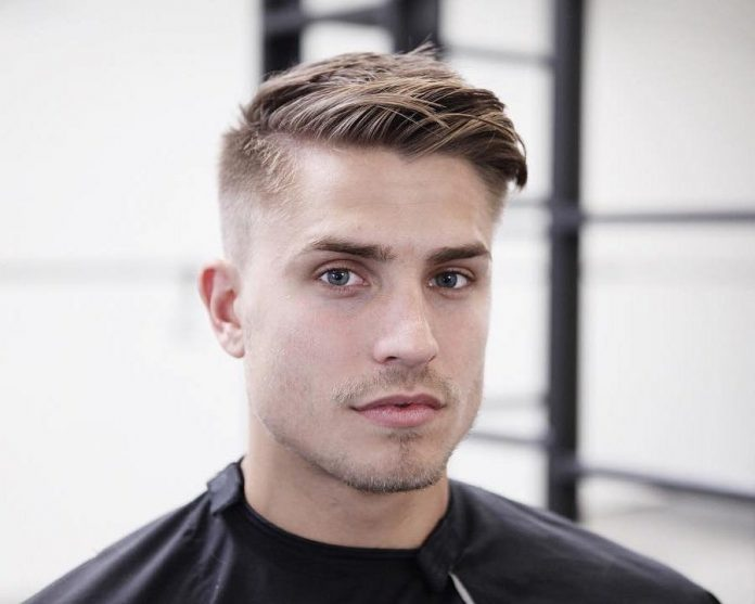 30 Fresh Fashionable Mens Short Back And Sides Haircuts