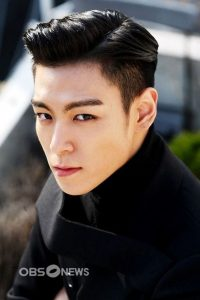 Sleek Side-Parted Korean Hairstyle