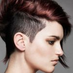 Punk Hairstyles for Women – Polished Punk Pixie Crop
