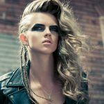 Punk Hairstyles for Women – The Temporary Punk Style