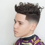 Curled-Mens-New-Trendy-Haircuts