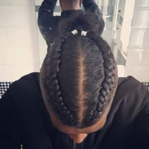 Bold-French-Braids-For-Men