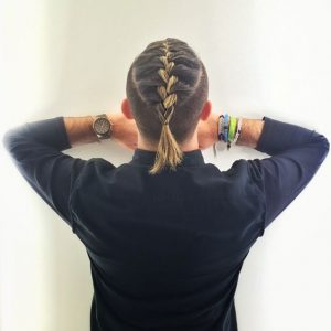 french-braid-undercut-and-highlights