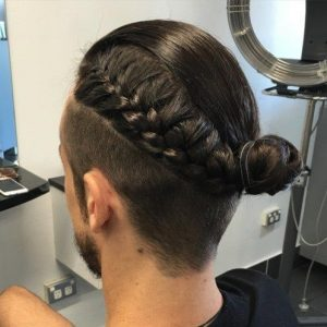 undercut-braids-style-men-