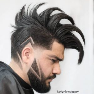Beard-Line-Design-Cuts
