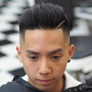 Chic-Line-Up-Haircut