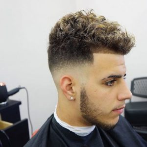 curly-mid-fade-haircut