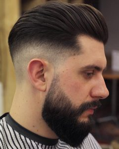 Bear Fade sleek high top