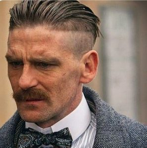 Arthur Shelby Haircut