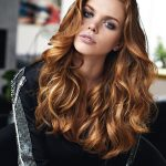 Cascading waves long hair