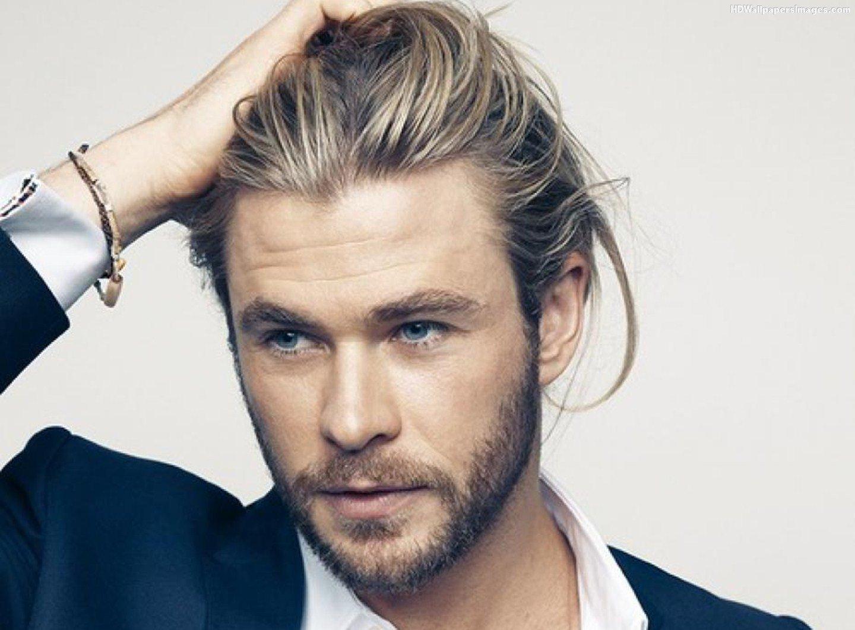 Medium Length Mid Length Haircuts For Men 59