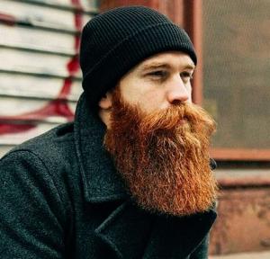 fisherman's beard