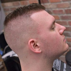 spiked high and tight