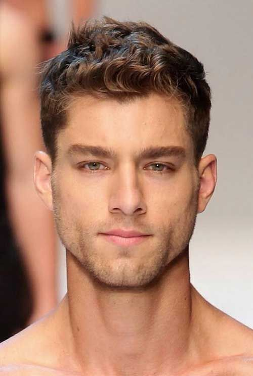 Hairstyles For Men With Curly Hair 2017 41