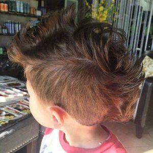Curls Mohawk