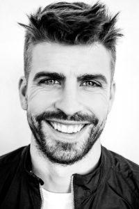 Gerard Piqué quiff haircut