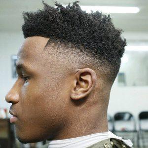 textured top curls