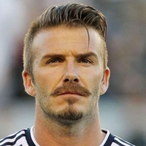 chevron mustache goatee