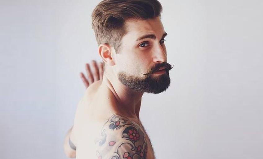 classic goatee