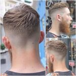 modern cut pomade hair