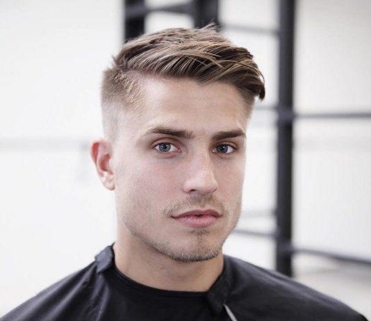 Mens Short back and sides haircuts