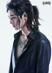 Long Korean Mens Hairstyle