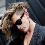 Punk Hairstyles for Men – Shorn Sides and Long Lengths
