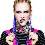Punk Hairstyles for Women – Punk Multiple Braids