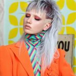 Punk Hairstyles for Women – The Extreme Mullet