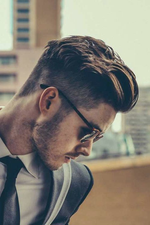 Messy Haircuts for Men