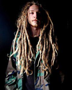 Hippie Dreadlocks