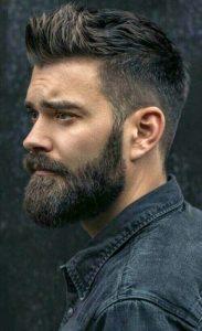 full beard style