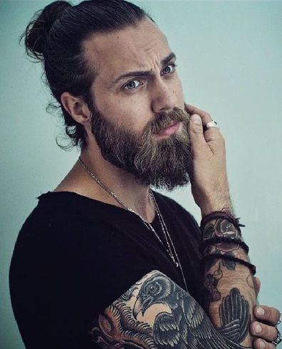 Cool Beard Styles 2019