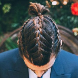 French-Braids-For-All-Guys