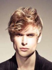 Messy-blonde-hair-men