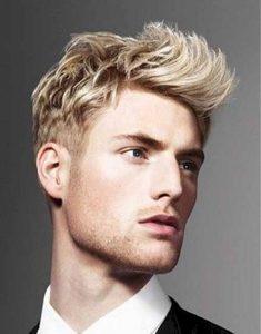 Poofed-blonde-hair-men