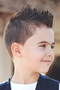 Spiked-Top-Haircuts-for-boys