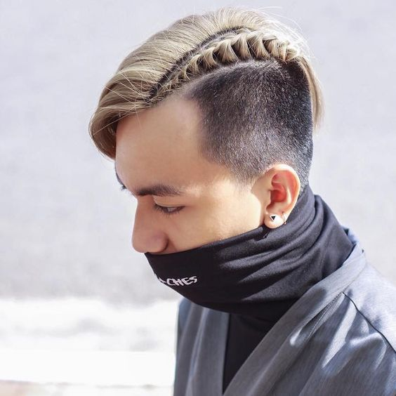 Attractive-Braids-for-Men