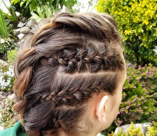 fishtail-and-french-braid-style
