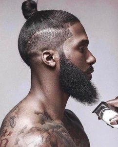 Chic-Faded-Man-Buns